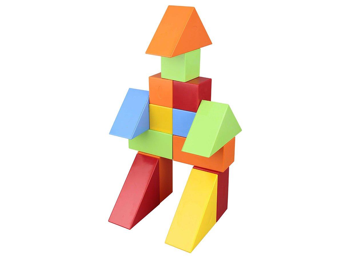Кубики и конструирование картинки